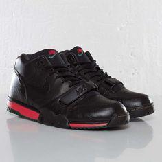 3efff18d4f6e5 Nike Air Trainer 1 Mid Premium QS - 607081-001 - Sneakersnstuff