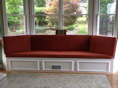 trapezoid bay window cushion custom bay window seat cushion trapezoid cushion with cording bench cover one naders
