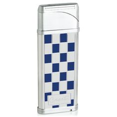 Caseti Alchemy Windproof Flame Coil Lighter - Grid Lacquer