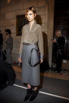 Victoria Beckham Fall 2013 Ready-to-Wear Fashion Show Beauty