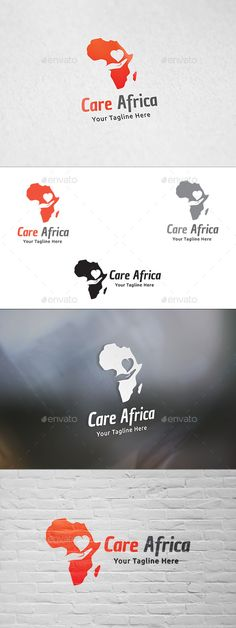 Care Africa  - Logo Design Template Vector #logotype Download it here: http://graphicriver.net/item/care-africa-logo-template/11881089?s_rank=414?ref=nexion