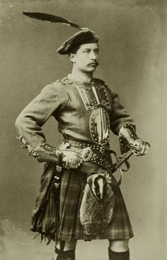 Wilhelm II of prussia when he was young and cocky