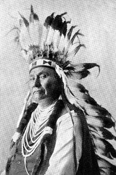 Nez-Perce Chief Joseph