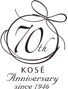 KOSÉ 70th Anniversary since 1946