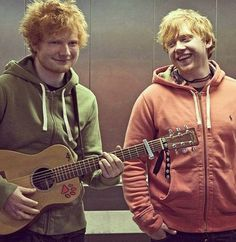 My two favorite gingers