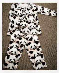 Pyjama party! Patroon uit @knippienl 2015 Oktober / November, prachtige tricot van @bambiblauw