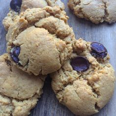 Chewy Peanut Butter Cookies - Well Balanced. Food. Life. Travel.