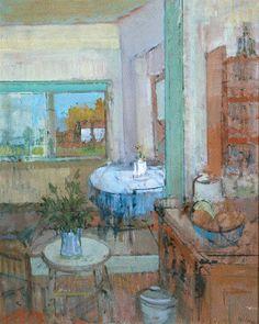 John Edward Heliker  Kitchen Interior