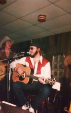 Hank Jr in 1980s.