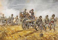 Angielska artyleria konna