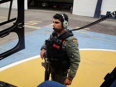 Serviço Aerotático (Sat) do Departamento de Investigações sobre Crime Organizado (Deic)