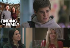 Finding a Family (2011) true story movie about Alex Chivescu who took the hard decision to seek emancipation from his mother and find a new family after an accident leaves her a manic depressive which causes disruption to his life and plans
