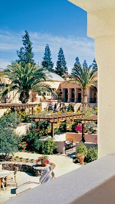 This wine country resort feels distinctly historic and uniquely Californian. #California #Sonoma