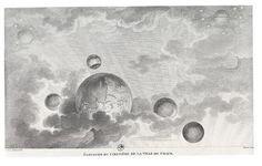 Claude Nicolas Ledoux_Planets Floating in Space