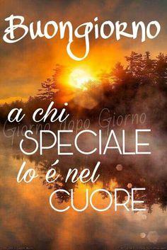 Buongiorno a chi speciale lo é nel cuore #buongiorno Italian Memes, Italian Quotes, Good Morning Good Night, Humor, Facebook, Instagram Posts, Movie Posters, Genere, Kimono