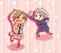 Romano: Prussia no Prussia: PRUSSIA YES