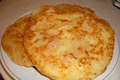 Сырные лепёшки на кефире на сковороде за 15 минут