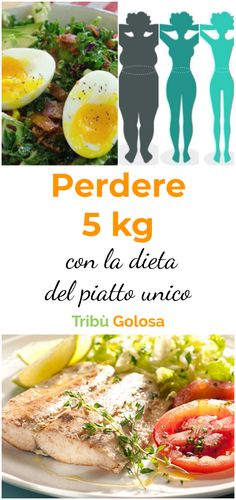 Lose 5 kg with the single dish diet- Perdere 5 kg con la dieta del piatto unico In Italy, a first and second course is usually consumed: by eliminating a dish, it is cut directly on the …Here she is of the - Chocolate Slim, Italy Food, 1200 Calories, Wellness, Healthy Weight, Healthy Lifestyle, Paleo, Food And Drink, Healthy Eating