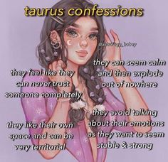 Zodiac Signs Chart, Zodiac Sign Traits, Zodiac Signs Astrology, Zodiac Star Signs, Taurus Woman Quotes, Taurus Memes, Taurus Facts, Zodiac Funny, Zodiac Memes