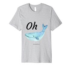 100/% Cotton Shirt Starlight Baby Sometimes I Whale A Lot Tee