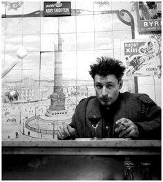 Robert Doisneau Paris Paties-1950s