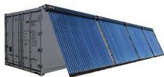 Resultado de imagem para container fotovoltaico