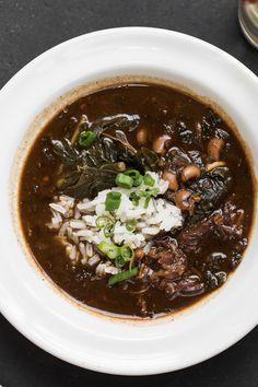 Pea Recipes, Cajun Recipes, Chili Recipes, Soup Recipes, Cooking Recipes, Cooking Pork, Pea Salad, Soup And Salad, Pork Dishes
