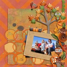 GingerScraps :: Grab Bags :: Happy Fall Y'all Grab Bag by Clever Monkey Graphics