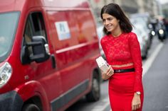 Best street style looks from spring 2014 fashion weeks thefashionmedley.com