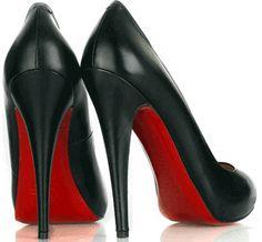 Lauboutin stilettos ... yes please...