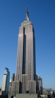 NYC - Empire State Building - amazing