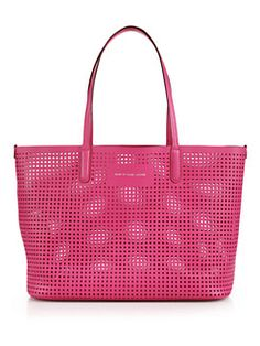 Marc by Marc Jacobs - Metropolitote Perforated Tote