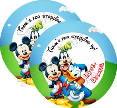 Mickey Mouse Clubhouse Favor tags Mickey Mouse, Mickey Mouse Favor tags,  Mickey Mouse stickers , Mickey Mouse, Mickey Mouse Clubhouse Party ideas, Mickey Mouse Clubhouse Birthday, Mickey Mouse Clubhouse, Mickey Mouse Clubhouse birthday ideas, Mickey Mouse Clubhouse favors,  Mickey Mouse tags