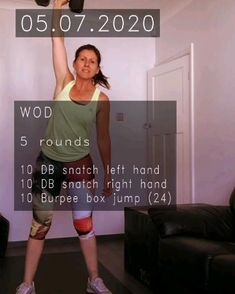 Crossfit Workout Plan, Box Jump Workout, Crossfit Legs, Crossfit Garage Gym, Crossfit At Home, Dumbbell Workout, Kettlebell, Daily Workout Schedule, Workout List