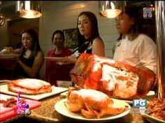 Buffet restaurant offers Pinoy food with a twist