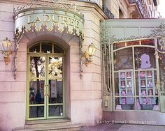 Paris Photography Laduree French Patisserie Champs by KathyFornal, $18.00