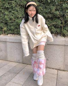 Harajuku Fashion, Kawaii Fashion, Cute Fashion, Fashion Outfits, Aesthetic Fashion, Aesthetic Clothes, Pretty Outfits, Cool Outfits, Japanese Street Fashion