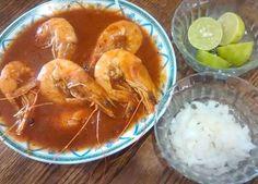 Huatape de camarón