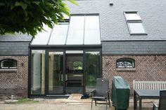 ABJZ, Architectenbureau Jules Zwijsen | Verbouw stal bij boerderij in Muiden