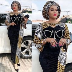 African Wear Dresses, Latest African Fashion Dresses, African Print Fashion, Africa Fashion, Nigerian Fashion, Lace Dress Styles, Ankara Gown Styles, Ankara Dress, Lace Dresses