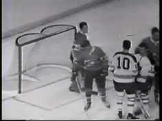 b8edf7b88dc 1967 Stanley Cup Final Game 5 Toronto Maple Leafs 4   Montreal Canadiens 1