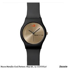 Nacre Metallic Cool Pattern  May 28th Watch