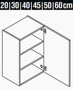 distribucion de mueble