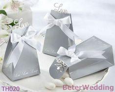 """あなたの愛""""卸しでbags@BeterWedding優雅なアイコン結婚式の好意箱 TH020の結婚式キャンデー表現しなさい"""