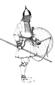 Eslava, Military Costumes, Military Drawings, Arm Armor, Iron Age, Dark Ages, Roman Empire, Military History, Tribal People