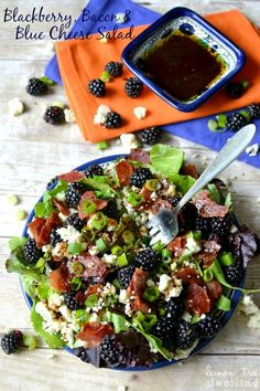 Blackberry Bacon and