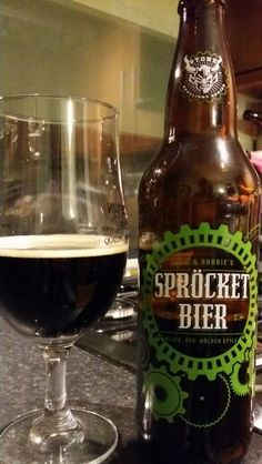 Stone Sprocket Bier By Stone Brewing Company #CraftBeer #realale #ale #beer…