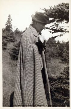 """""""The more observing ones may have seen, but discerning people are usually discreet and often kind, for we usually bleed a little before we begin to discern.""""  ― Willa Cather  (photographed on Grand Manan Island, Bay of Fundy)"""