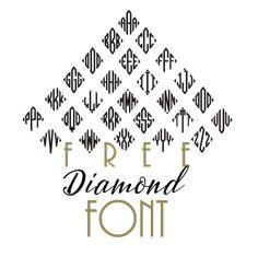 Free Diamond Monogram Font | Customize Online then Download Cricut Monogram, Monogram Fonts, Monogram Letters, Monograms, Embroidery Monogram, Embroidery Fonts, Machine Embroidery, English Calligraphy Font, Calligraphy Fonts