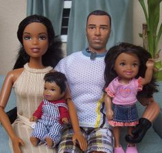 barbie family dolls - Google Search